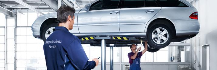 Taller Autorizado Mercedes Benz Xátiva
